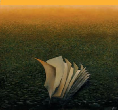 Zastavení, olej, 56x56 cm, 2010